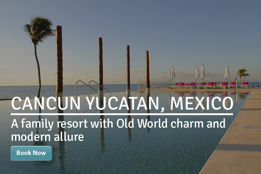 Lloyds Travel - Club Med All Inclusive resort Cancun Yucatan, Mexico