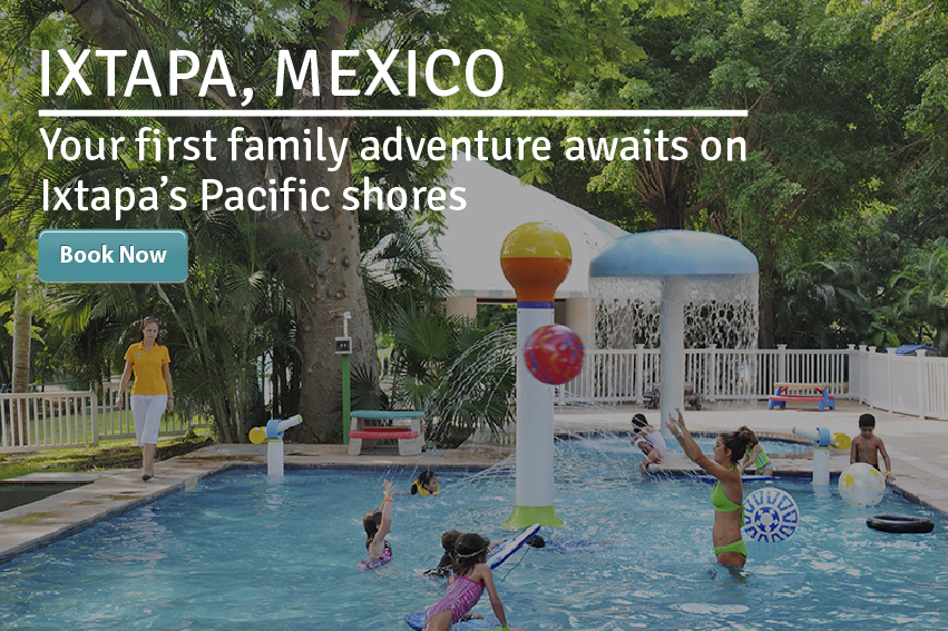 Lloyds Travel - Club Med family resort Ixtapa, Mexico
