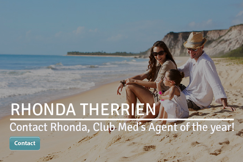 Lloyds Travel - Contact Rhonda Therrien, our Club Med Holiday specialist