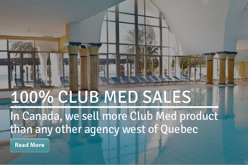 Lloyds Travel - 100% Club Med Sales