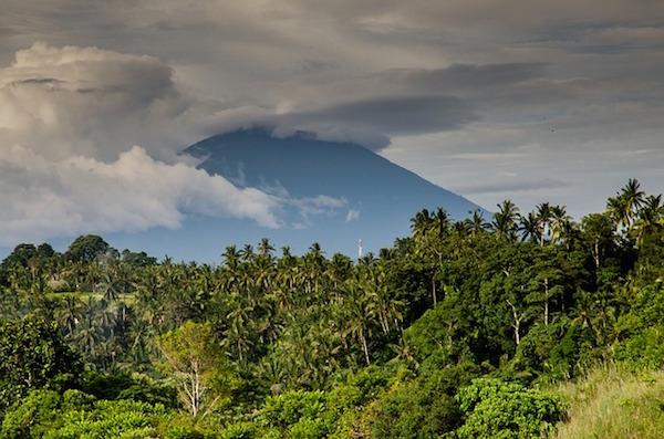 Costa Rica -Volcano