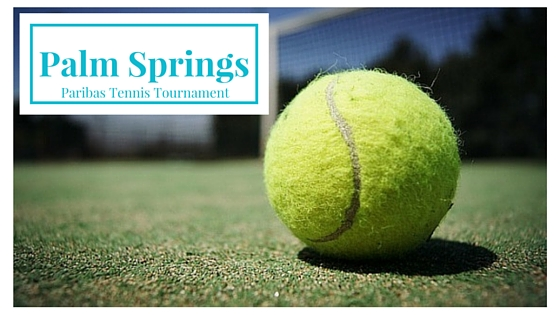 Paribas Tennis Tournament