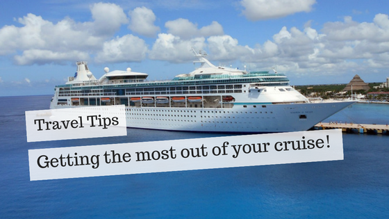 Travel Tips-Cruise