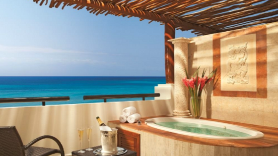 Spend a vacation of luxury at the ultimate all-inclusive beach resort in the Now Sapphire in Cancun