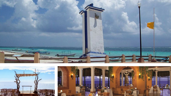 Landmark of Puerto Moralos, weddings at the resort and one of its fine-dining options