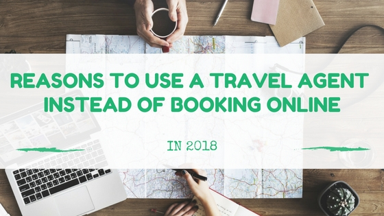 Use a Travel Agent