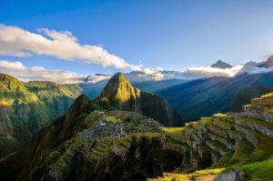 Machu Pucchu Peru