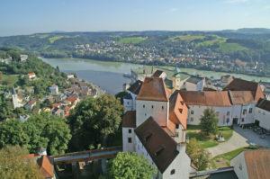 Europe The Danube