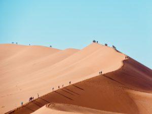 Big Daddy Sand Dune Namibia