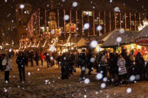 Nuremberg Christmas Market Danube