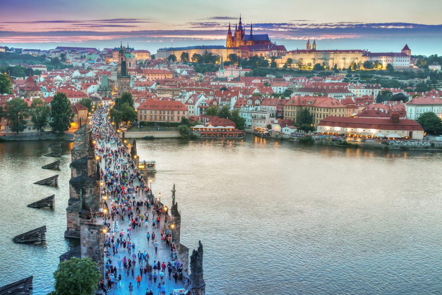 Prague Europe