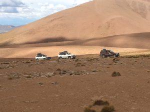 Bolivia Driving