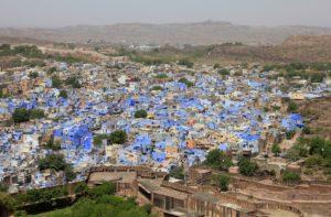 Jodhpur north India