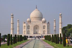 Taj Mahal north India