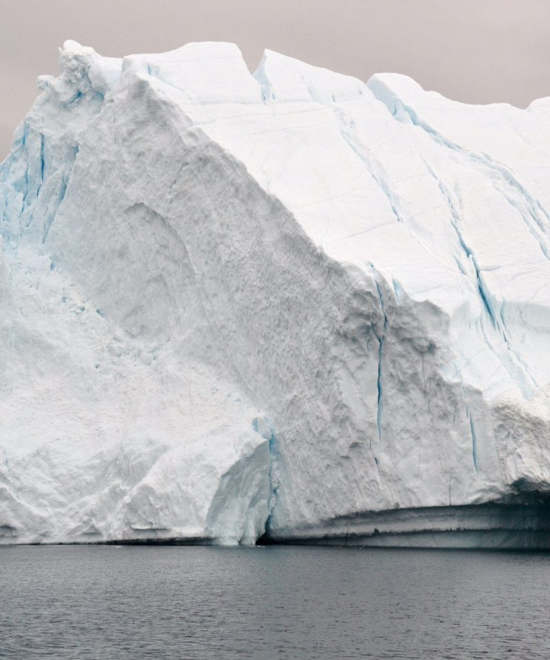 Icefjord Greenland