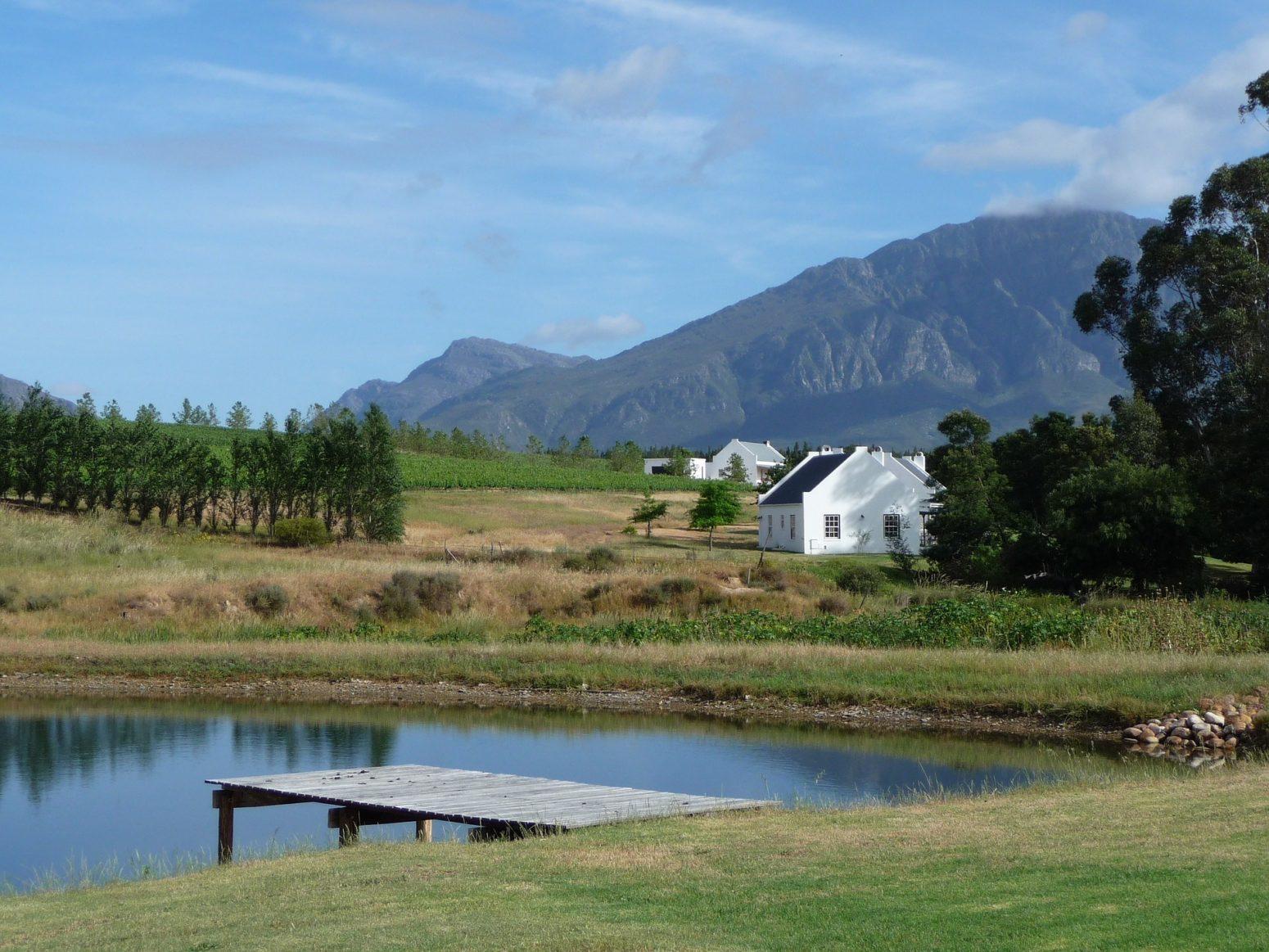 Cape Winelands South Africa