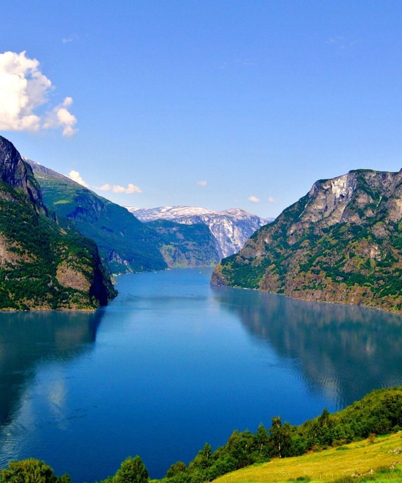 Viking Norway Aurlandsfjord