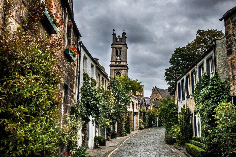 British Isles Edinburgh