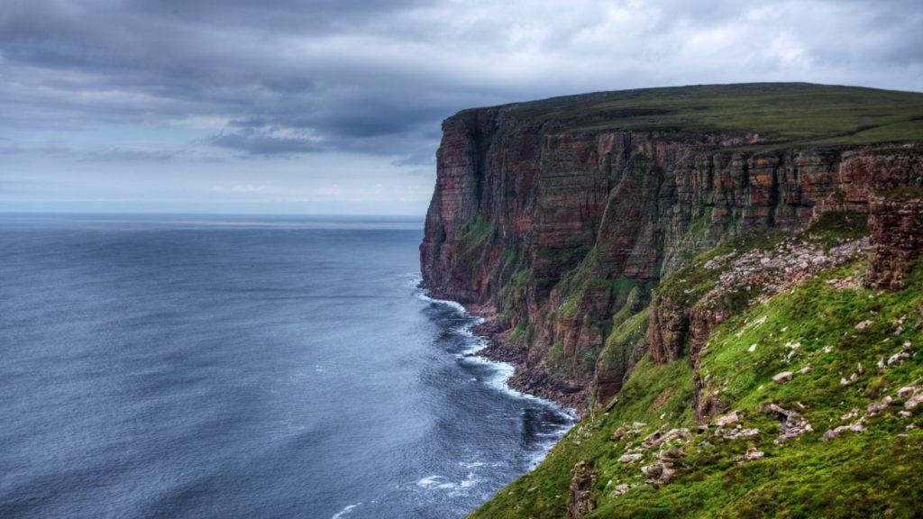 British Isles Orkney