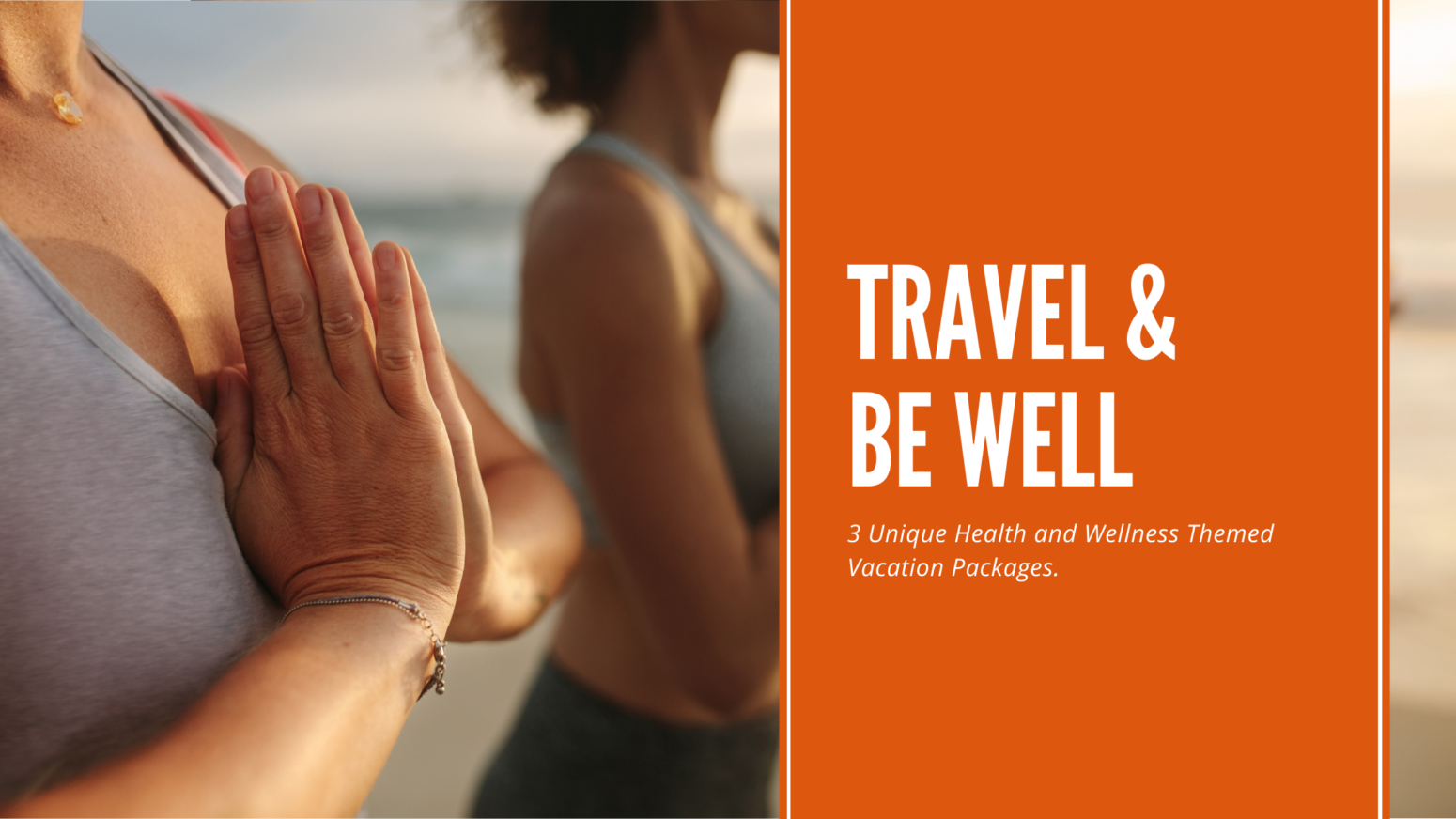 Health and Wellness Themed Travel