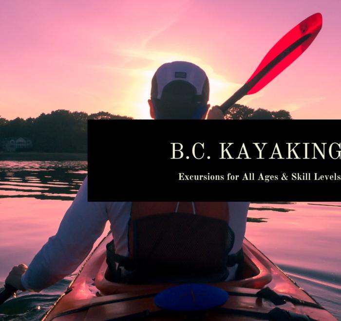 B.C. Kayaking