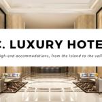 Luxury Hotels in B.C.